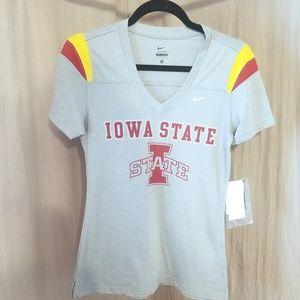 NWT Nike Iowa State t-shirt